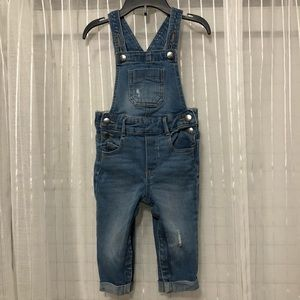 Old Navy Toddler Jean Overalls